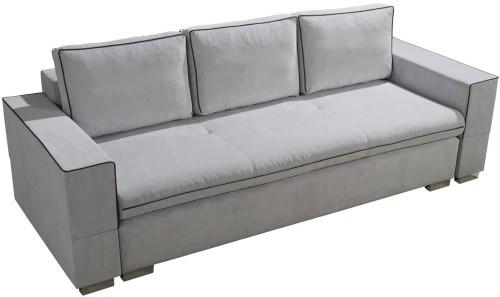 Sofa Z Funkcją Spania Sprężyny Kieszeniowe Atena