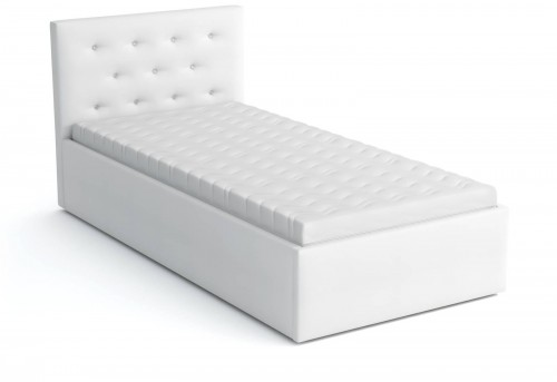 łóżko Młodzieżowe Z Materacem 80 X 200 Star Bird Meble